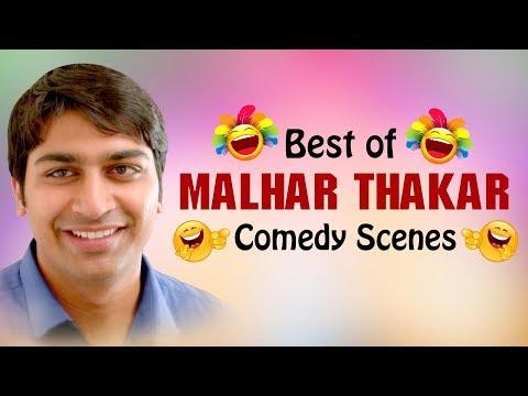 Best Of Malhar Thakar : Comedy Scenes  - Superhit Gujarati Films CHHELLO DIVAS, PASSPORT, THAI JASHE