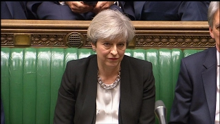 Le pari de Theresa May : les Britanniques aux urnes pour un Brexit fort