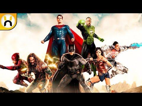 New Justice League Promo Art Spoils Green Lantern