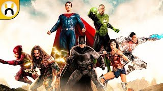 New Justice League Promo Art Spoils Green Lantern