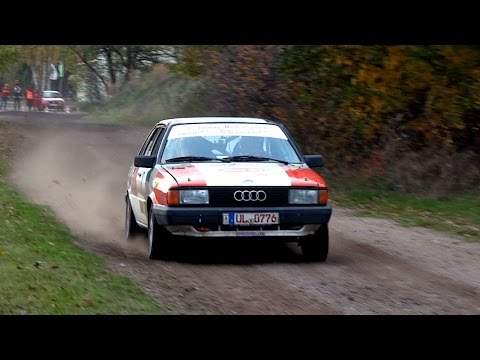 Audi 80 GTE quattro B2 Rally Sound