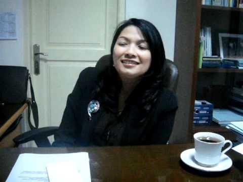 Fryda Luciana says Hi! (ALSA ALUMNITE 2011)