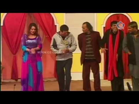 Best of Megha and Shahid Khan Stage Drama Full Comedy Clip