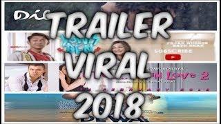 4 TRAILER FILM TERVIRAL DI AWAL TAHUN 2018