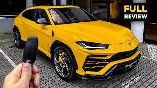 2020 Lamborghini URUS V8 NEW Full In-Depth Review BRUTAL Sound Exterior Interior Infotainment