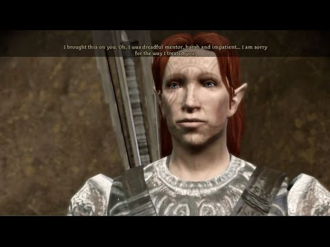 Dragon Age Origins Mage Walkthrough Part 84 Finding Aneirin