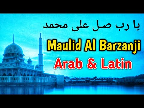 Maulid Diba Sholawat Nabi Al Barzanji Arab Latin Terjemahan