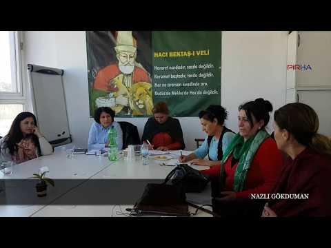 Hamburg Hak-Evi kadınları: Alevilikte kadının yeri geriledi