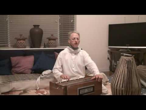 Bhajan - Mukunda Datta das - Hare Krishna - 1/4