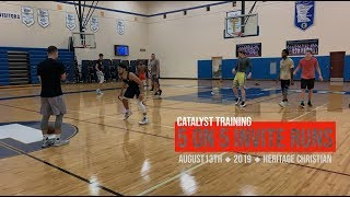 5 ON 5 PRO RUNS! Catalyst Training Invite-Only Sessions