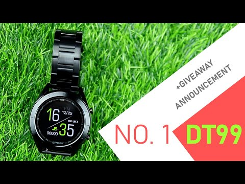 No.1 DT99 IP68 Waterproof Sports Smartwatch | Review | Is It Worth It?