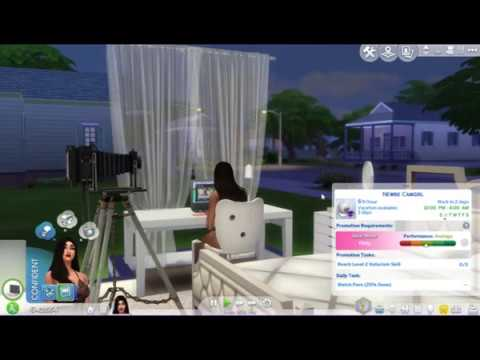 Sims 4 WickedJobs Mod 0.131b *Prostitution career* Download