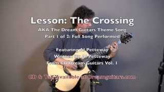 "Baixar Dream Guitars Lesson - ""The Crossing"" Lesson Pt 1 - Al Petteway"