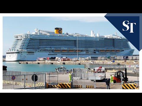 6,000 passengers stuck on cruise ship after coronavirus scare