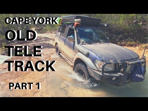 Cape York Old Telegraph Track - Part 1