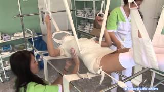 Repeat youtube video Plaster Body cast
