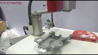 SR4 6 0550 Mumbai2017 - Sealant dispensing application demo