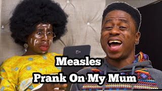 Random Pranks On My African Mum   Mc Shem Comedian