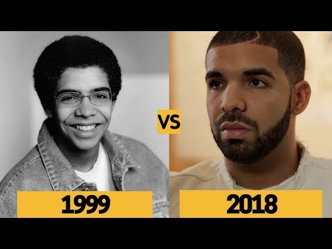 Drake Interview Comparison And Evolution From Age 15 To 31