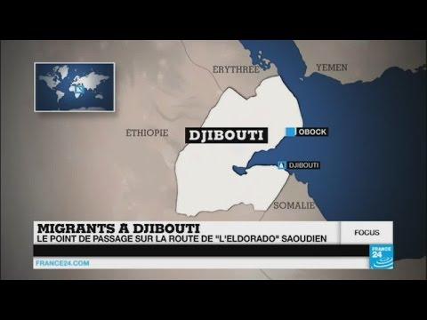 """Djibouti, point de passage sur la route de """"l'eldorado"""" saoudien"""