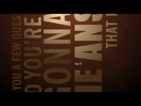 Vegasland Movie Kinetic Title Sequence