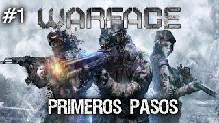 Warface  Gameplay Español #1 Primeros Pasos