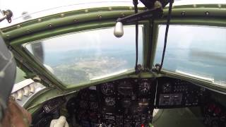Gaining Altitude - Flying a De Havilland Mosquito