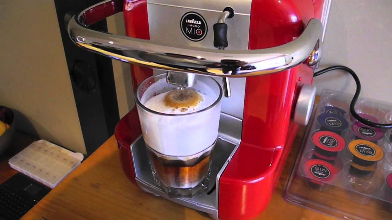 lavazza amodo mio saeco extra capsule coffee machine youtube. Black Bedroom Furniture Sets. Home Design Ideas