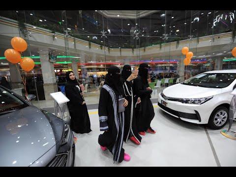 -سوقي وتسوقي-.. أول معرض سيارات للنساء في السعودية  - 14:23-2018 / 1 / 12