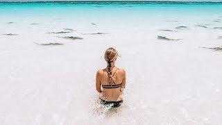 Im Paradies zwischen 80 Haien • Coral Bay Australien • Weltreise | VLOG #405