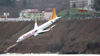 Passengers Miraculously Avoid Harm After Plane Skids Off Cliff thumbnail