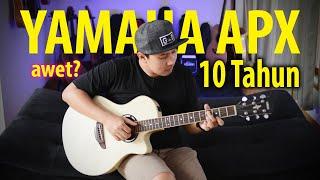 Review Gitar Yamaha APX 500 II ‼️ Setelah 10 Tahun 😱
