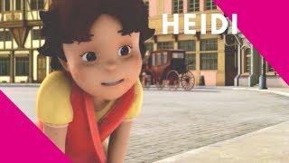 Heidi 🌸 Heidi adora las montañas