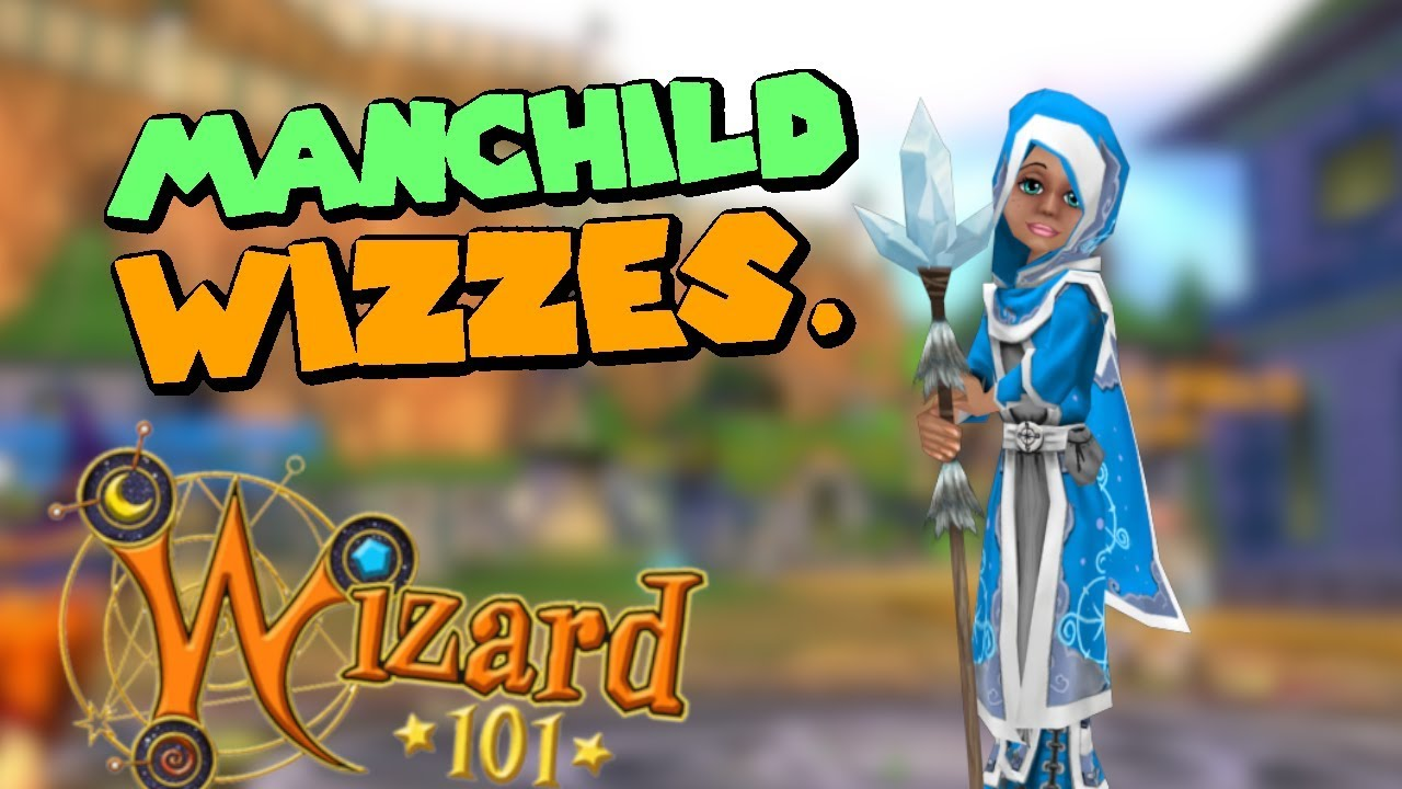 Wizard101: Using Neckbeard Tactics on WIZ