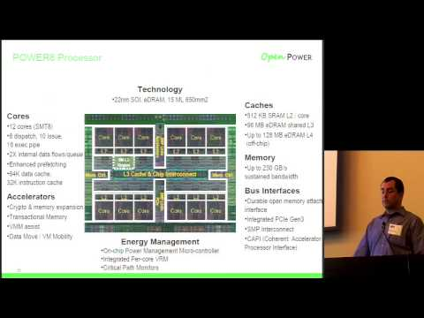 OpenPOWER Foundation Overview
