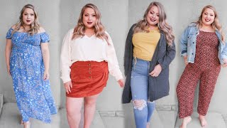 Today is a HUGE plus size & curvy haul from American Eagle/Aerie. Will it fit? I'm trying on all the newest fall styles for you guys! We have jeans, cardigans, ...