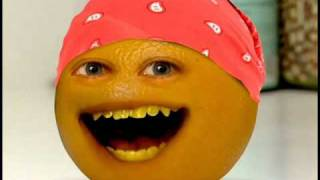 Annoying Orange: Full Kitchen Intruder Song (Fan Tribute MP3 Video)