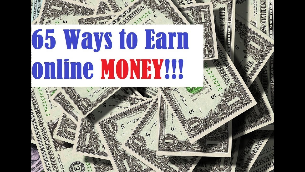 Ways To Make Money Online Earn Making Usa