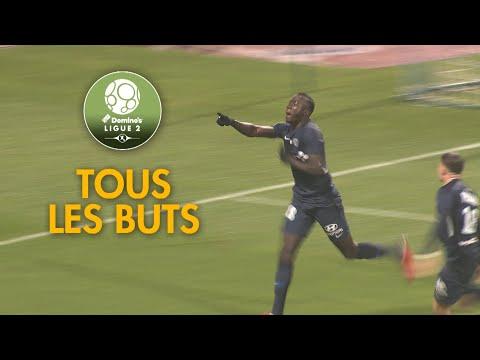 Tous les buts de la 15ème journée - Domino's Ligue 2 / 2018-19