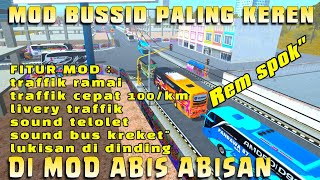 Gambar cover MOD APK BUSSID YG LAGI VIRAL HAMPIR SEMUA DI MOD || Bus Simulator Indonesia