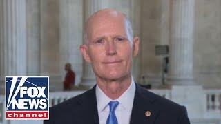 Sen. Rick Scott warns 'backlash is coming' for woke corporate America