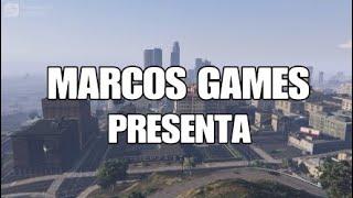 EL REGRESO A LOS SANTOS ( TRAILER ) MARCOS GAMES