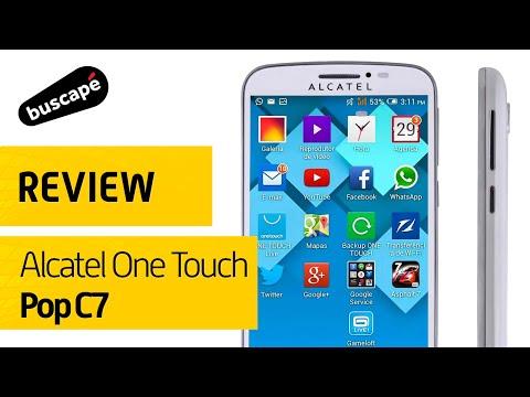 Alcatel OneTouch Pop C7 - Avaliação