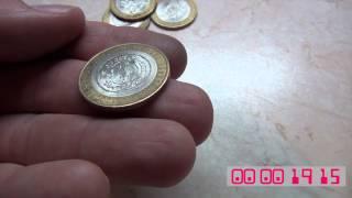 (ч. 17) 10 рублів РФ старого зразка