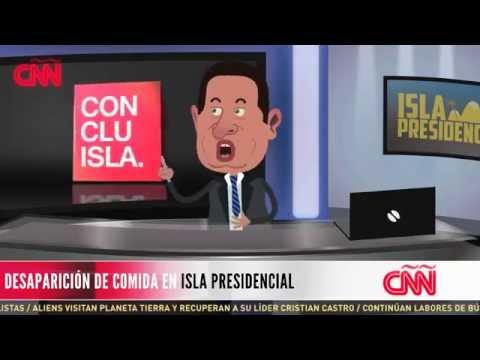 Isla Presidencial   ' #ConcluIsla '