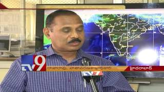 Telangana face pre Summer heat - TV9