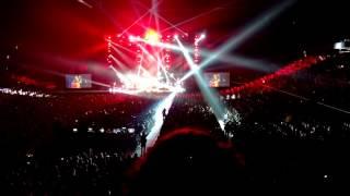Leon Somov & Jazzu - Lower Than The Ground @ Kauno Arena 2015.12.28
