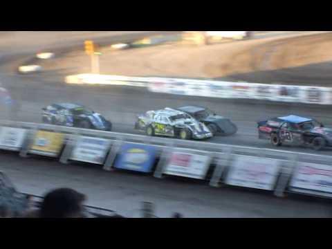 Nodak Speedway IMCA Sport Mod B-Main (Motor Magic Night #2) (9/3/17)