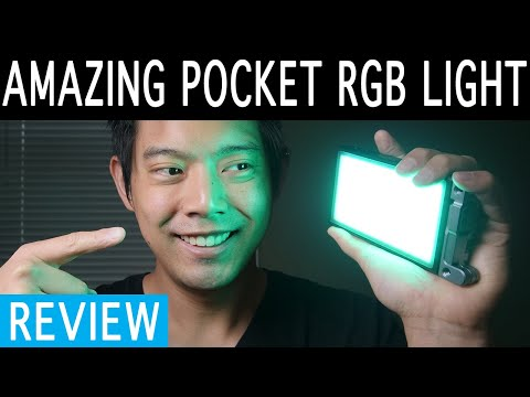 Andycine Boling P1 RGB Pocket LED Review