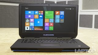 Alienware AW15R3 7003SLV PUS 15.6 Gaming Laptop Review